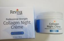Reviva Labs Professional Strength Collagen Night Cream Hydrating