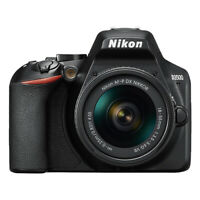 Nikon D3500 24.2 MP Digital SLR Camera with 18-55mm AF-P DX f/3.5-5.6G VR Lens