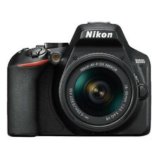 Cámara digital Nikon D3500 24.2 Mega píxele SLR con 18-55mm AF-P DX f/3.5-5.6G lente VR