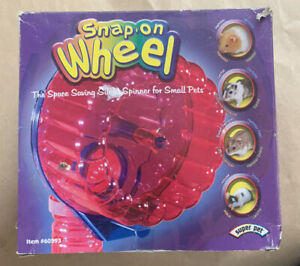 Critter Trail Snap On Wheel (Blue/Green)