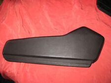Abdeckung Sitz links Leder schwarz  Mercedes W140 Coupe CL 1409182430  SEC C140