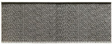 NOCH | 58055 | Mauer, extra lang, 66,8 x 12,5 cm   | Modelleisenbahn