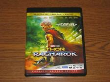 Thor: Ragnarok (Blu-Ray, 4K Ultra HD Blu-ray/Blu-ray, 2-Disc Set)