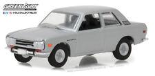 Greenlight 1:64 Tokyo Torque 1970 Datsun 510 Silver