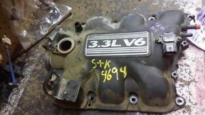Intake Manifold 3.3L Upper Fits 04-10 CARAVAN 149561
