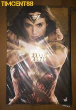 Ready! Hot Toys MMS450 Justice League 1/6 Wonder Woman Gal Gadot New Normal Ver