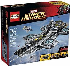 LEGO Super Heroes 76042 Helicarrier S.H.I.E.L.D. Marvel