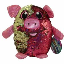"""Shimmeeez Pig - Super Glittery and Shimmery Plush 8"""""""