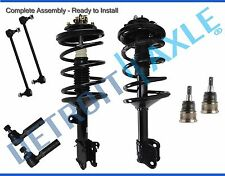 New 8pc Complete Front Quick Strut & Spring Suspension Kit for Honda Odyssey