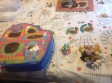 Lps Littlest Pet Shop Lot, Carrying Case, 11 Animals, Accessories, See Pics