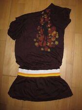 Bershka brown sport beach dress size M