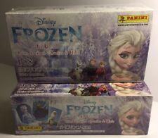 PANINI DISNEY FROZEN ICE DREAMS PHOTOCARDS SEALED BOX LOT OF 2