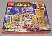 LEGO Batman Classic TV Series Batcave Set 76052 DC Comics Super Heroes NEW