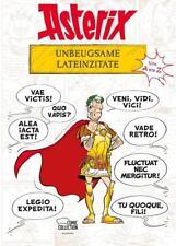 Neu und ungelesen: Asterix - Unbeugsame Lateinzitate