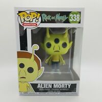 Funko Pop Rick And Morty Alien Morty 338 2018 Spring Convention Exclusive