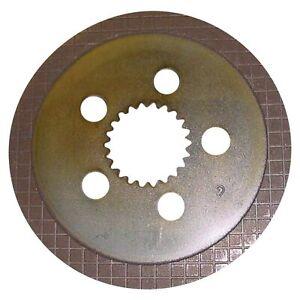 Brake Disc for Ford New Holland Tractor - 83999753 E9NN2A097AA 22 Teeth