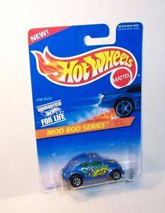 HOT WHEELS Mattel 1995 Mod Bod Series #3 Of 4 Cars VW BUG Beetle - MOC