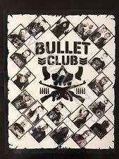 WWE, NJPW, ROH, Poster,  Bullet club, Aj Styles, Kenny Omega, rare,new,