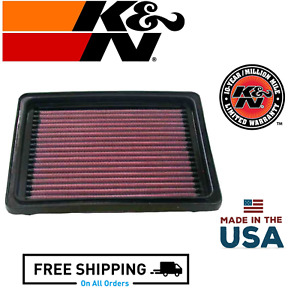 K&N Replacement Engine Air Filter For 95-05 Chevrolet Cavalier Pontiac Sunfire