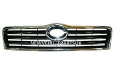 TOYOTA AVENSIS T23 2003-2006 FRONT MAIN CENTRE GRILLE WITH CHROME FRAME NEW