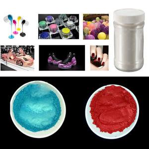 100g Pearl Pigment Powder Metal Sparkle Shimmer Paint DIY Car Paint 400 Grit