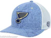 OLD TIME HOCKEY NHL ACID TEAM LOGO HOCKEY HAT/CAP - ST, LOUIS BLUES - OSFM