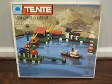 TENTE 330  Marina with TugBoat