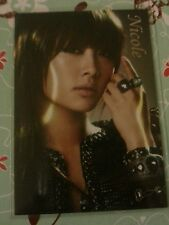 Kara nicole japan jp OFFICIAL Photocard Kpop K-pop =