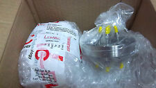 """BOX OF 2 LEWVAC 3-3/8"""" FLANGE W/ FIBRE FEEDTHROUGH ZFO-USO338-5 NEW ZFOUSO3385"""