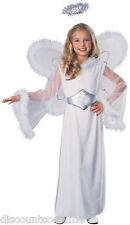 Snow Angel Halloween Costume Child Size Small 4-6