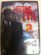 SAMUEL L. JACKSON LUKE WILSON Meeting EVIL ~ 2012 Acción SUSPENSE ~ GB DVD