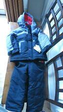Carters 4T Winter coat w/matching snowpants New - black,...