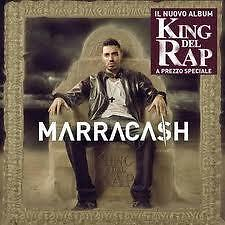 King Del Rap-Marracash CD UNIVERSAL MUSIC