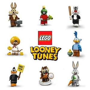 LEGO Looney Tunes Minifigures 71030 - Brand New - SELECT YOUR MINIFIG