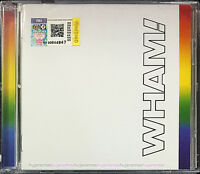 WHAM! GEORGE MICHAEL The Final MALAYSIA DELUXE EDITION CD +DVD NEW FREE SHIPMENT