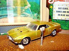 1968 PONTIAC FIREBIRD LIMITED EDITION 1/64 M2 1960'S MUSCLE LIGHT GOLD