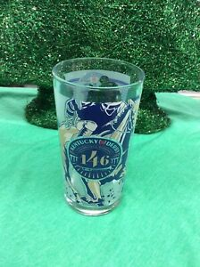2020 KENTUCKY DERBY 146 GLASS  -- OWN. PIECE OF HISTORY Authentic Wins