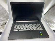 "HP ENVY 17-n125nd 17.3"" Laptop, Quad Core i7, 1TB SSHD, 12GB RAM Win10... 230"