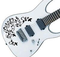 Vine Style2 - Vinyl Decal sticker for Guitar