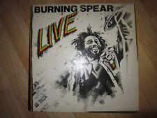 LP - Burning Spear - Live