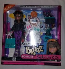 Bratz Girlz Boutique Sasha Boo and Company 2012 Girl  NEW