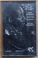 Ain't But A Few Of Us Left by Milt Jackson (Cassette 1982)