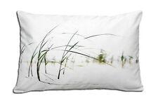 Proflax Dekokissen Kuschelkissen Kissenhülle  WIND 40x60 cm mit RV Gras
