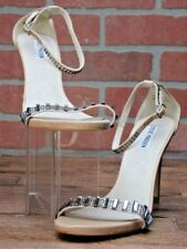 f6d38d6957e Steve Madden Rhinestones High (3 to 4 1/4) Heel Height Sandals for ...