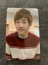 Super Junior M HENRY Official Photocard