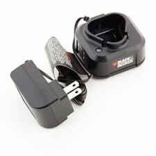 Black & Decker 90592257 Lithium Charger 12 Volt 90559978-01