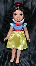 "15"" Snow White Princess Girls Dolls Toys Disney Princesses Playmates 2002"