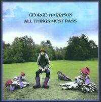 GEORGE HARRISON - ALL THINGS MUST PASS 2 CD  28 TRACKS BEAT POP  NEU
