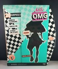 "Unopened New Lol Surprise 10"" Omg Neonlicious Fashion Doll with 20 Surprises Htf"