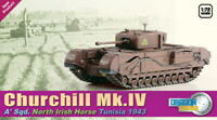 DRAGON CHURCHILL MKIII MKIV model Tanks 60418 60419 60503 60570 60592 60670 1:72